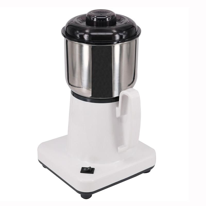 Electric Stainless Steel Coffee Grinder Coffee Miller Milling Machine Household Coffee Grinder Small Milling Machine Eu Plug|Coffee Makers| |  - title=