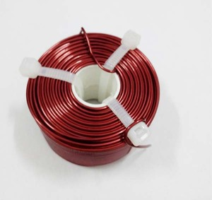 Bobine d'inductance en cuivre sans oxygène 1.0mm fil 1.5 / 1.8 / 2.0 / 2.7 / 3.3mH bobine croisée haut-parleur