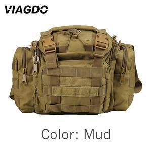 Image 3 - 15L Multifunctionทหารถุงยุทธวิธี 600D Oxfordกระเป๋าMessengerกลางแจ้งปีนเขาการล่าสัตว์เดินป่าตกปลาTRAVEL