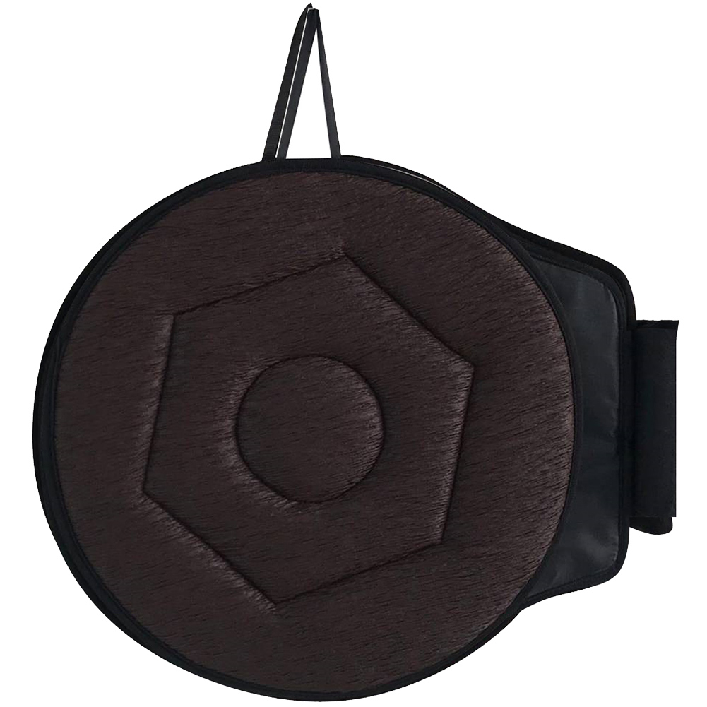 6 Colors Rotating Seat Cushion Swivel Chair Pad Soft Comfortable Breathable Durable For Car Home Office P7Ding