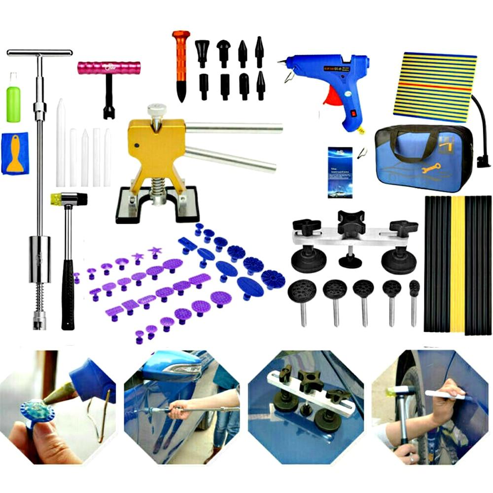 Car Body Paintless Dent Repair Tools Puller /& Glue Pulling Tabs BT