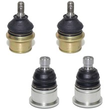 4Pcs Ball Joint for CFMOTO ATV CF500A/2A/X5/X6/X8 PARTS No. 9010-050700/9010-050800(China)