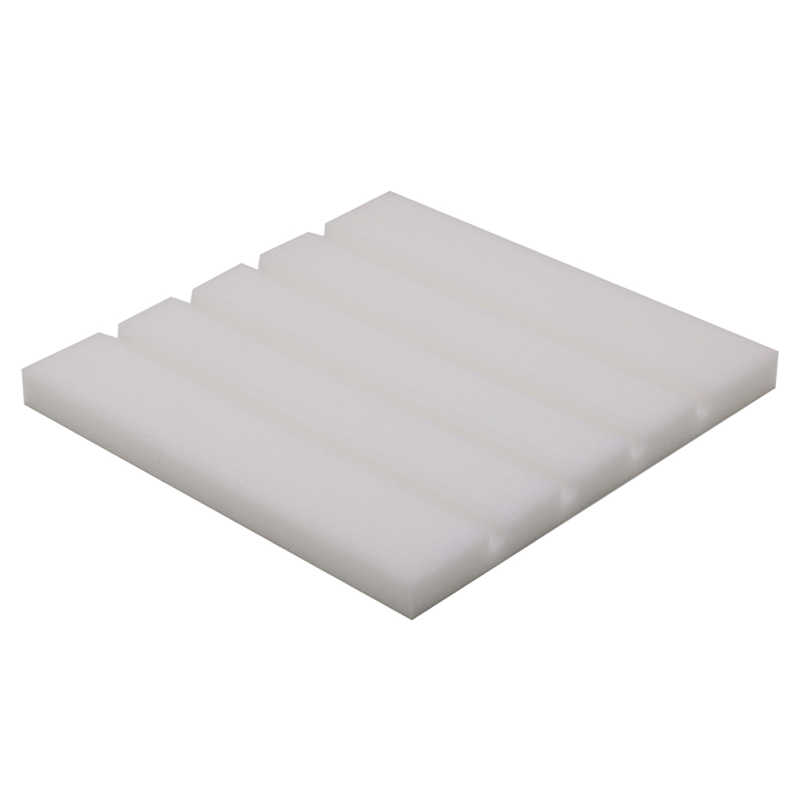 25*25*2cm painéis acústicos à prova de som adesivos de parede esponja tratamento de espuma estúdio excelente isolamento acústico adesivo decoração