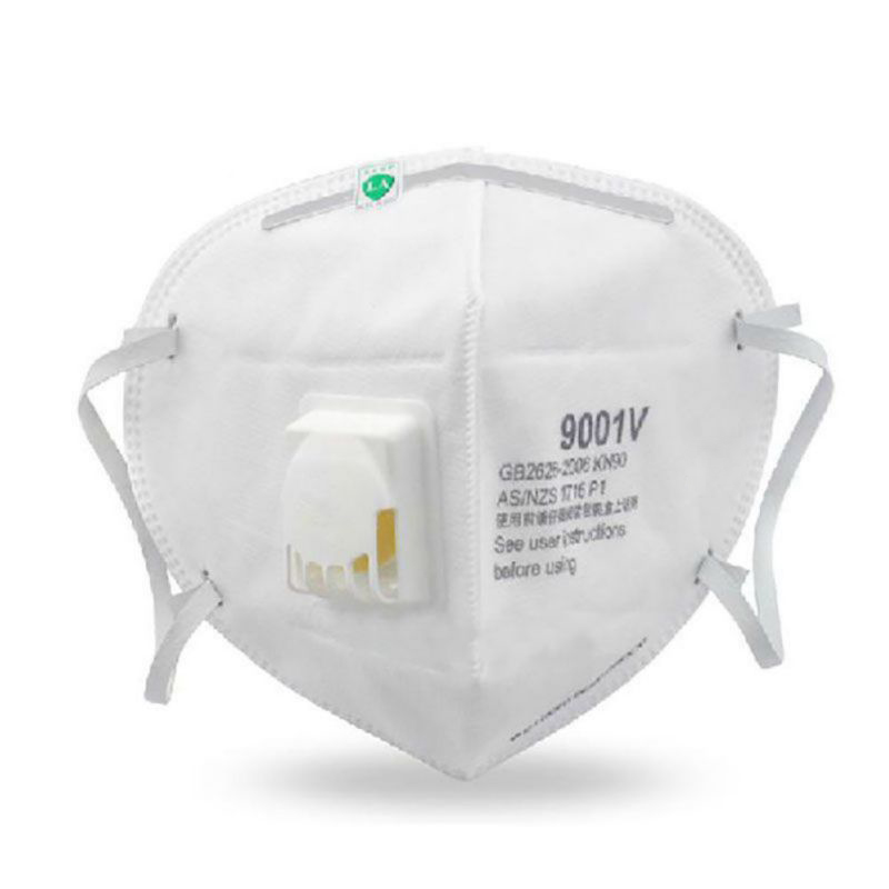 PM2.5 Respirator Mask Ffp2 Kf94 Dust Mask High Quality Detection Close To Ffp3
