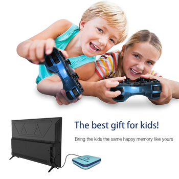 Game Console for PS1/DC/N64 50000+ Games Super Console WiFi Mini TV Kid Retro Video Game Player Support Wireless Controllers 2