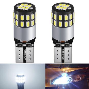 2x CANBUS T10 LED Bulb W5W NO ERROR 2825 Car Parking Light Turn Signal Side Marker Lamp Auto For BMW E46 E90 F30 E60 3 Series X5 image