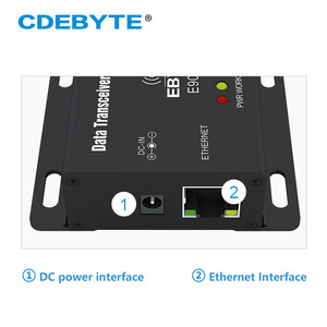 Image 3 - E90 DTU 433L30E Ethernet LoRa Lange Range 433 MHz 1W IoT uhf Draadloze Transceiver rf Module 433 MHz Zender en Ontvanger