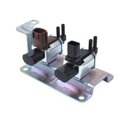 Dla Mazda kolektora dolotowego zawór próżniowy zawór elektromagnetyczny pochłaniacz par paliwa K5T46597 w Zawory i części od Samochody i motocykle na