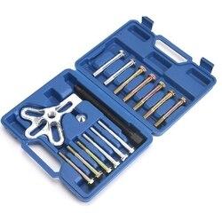 16 sztuk Balancer ściągacz zestaw do kół sterujących przekładnia wału korbowego zestaw narzędzi zestaw narzędzi do naprawy Pullery|Łożyska|Majsterkowanie -