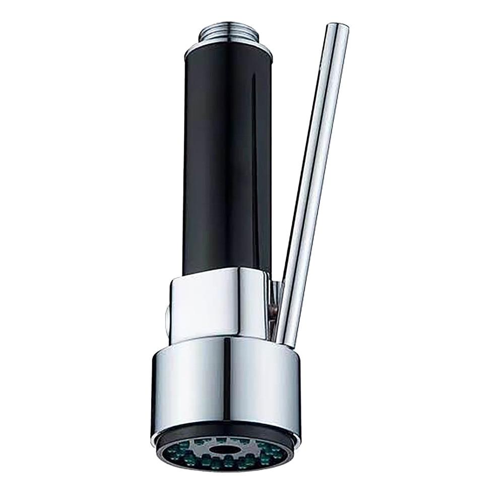 Hab8c924fcf5c4dd98ac6d4fafc3e850bR Uythner Chrome Finish Kitchen Faucet Dual Spout Kitchen Sink Crane Deck Mount Spring Kitchen Mixer Tap Kitchen Hot Cold Water#m