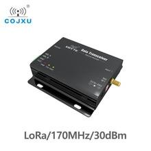 SX1278 RF TCXO 170MHz RS485 RS232 ebyte E32 DTU 170L30 ไร้สาย Converter เดิม vhf โมดูล DTU Server 170M เครื่องส่งสัญญาณ RF