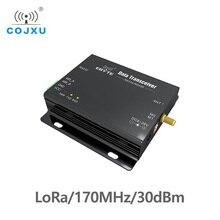 SX1278 RF TCXO, 170MHz RS485 RS232 ebyte E32 DTU 170L30 inalámbrica convertidor Original vhf para DTU Server 170M TRANSMISOR DE RF