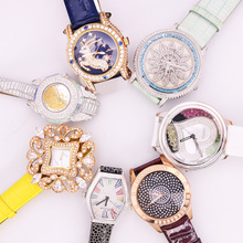 SALE!!! Discount Melissa Crystal Old Types Lady Women's Watch Japan Mov't Fashio