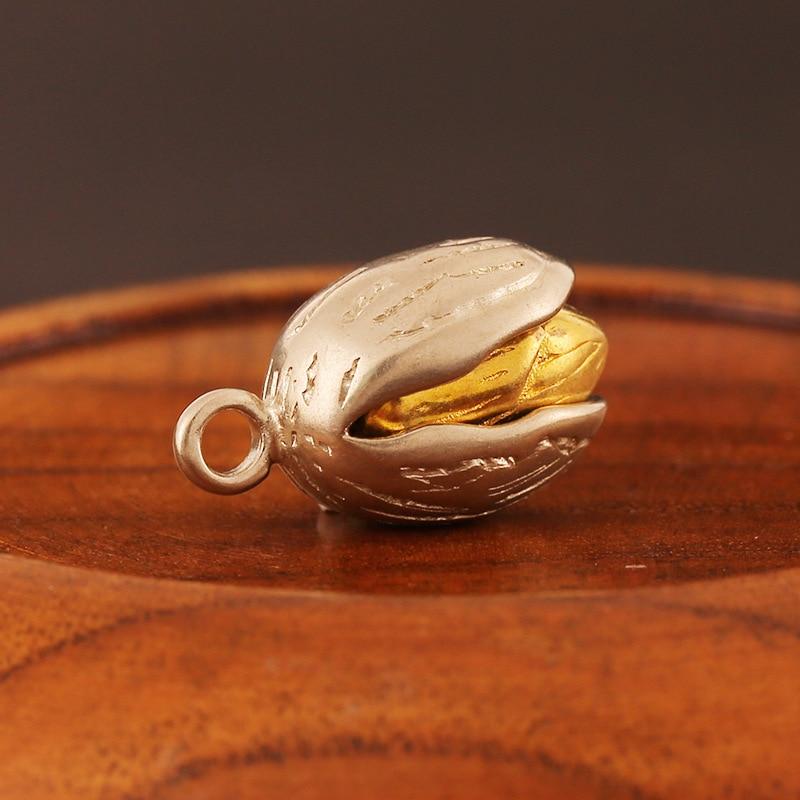 Pistachios keychain pendant (3)