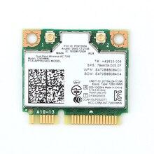 7260AC 7260HMW 미니 PCI E 카드 용 듀얼 밴드 AC1200 무선 AC 어댑터 Dell/Sony/ACER/ASUS 용 2.4G/5G Wifi + bluetooth 4.0