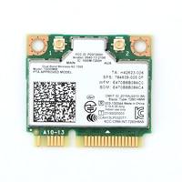 Banda dupla ac1200 adaptador sem fio para intel 7260 7260hmw ac mini cartão pci-e 2.4g/5g wifi + bluetooth 4.0 para dell/sony/acer/asus