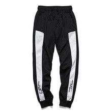 Pantalones hombre Pantalones de chándal ocasionales streetwear Pantalones