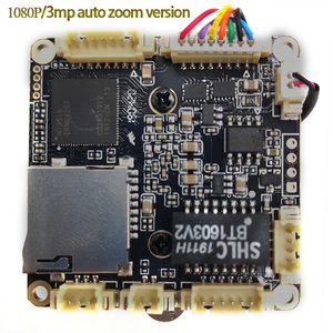Image 3 - H.265 3MP/5MP Starlightไร้สายWIFI IP PTZกล้องโมดูล 2.7 13.5 มม.5Xซูมเลนส์ONVIF,TF Card,อัพเกรดเครื่องเสียงวิดีโอกล้องวงจรปิดCAM