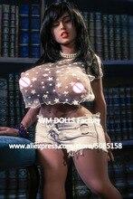 جديد WMDOLL 108 سنتيمتر أعلى جودة L كأس الحياة حجم سيليكون دمية جنسية الاستمناء واقعية دميات حب كبير الثدي المعرضة مثير دمى