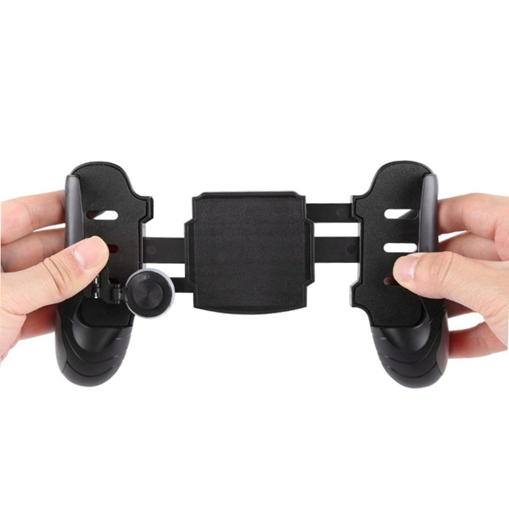 Lekki mobilny pad do grania Gamepad do kontrolera Pubg Shooter Fire Trigger do Joy Stick akcesoria do grania