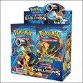 Карты Pokemones TCG: XY, эволюции, герметичная коробка усилителя