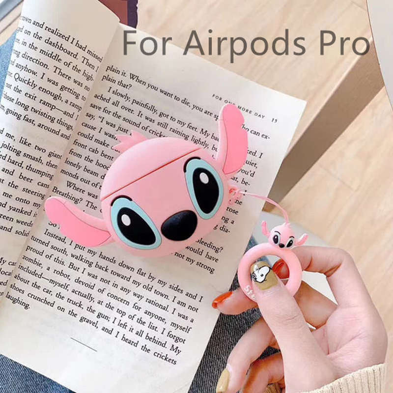 LoveRony 3D Silicone Case for AirPods Pro 44