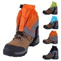 1 пара  Короткие гетры для обуви  ультра-светильник  гетры для лодыжки с нейлоновым покрытием  покрытие для лодыжки  для прогулок на открытом ...