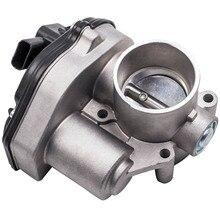 Корпус дроссельной заслонки для Ford C-Max для Fiesta Focus 1,25, 1,4, 1,6, 1505642 бензиновый 2S6U9F991GA 1483795 703703720
