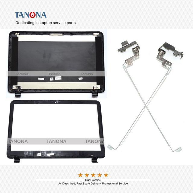 Ban đầu Mới Cho HP 250 255 G3 15 G 15 R 15 H 15Z G LCD Cover lưng Đầu + Nắp Trước + Bản lề 749641 001 AP14D000200