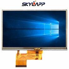 شاشة LCD للغارمين Nuvi 1390 1350 T/Zumo 350 LM 350LM GPS شاشة الكريستال السائل لوحة الشاشة مع محول الأرقام بشاشة تعمل بلمس استبدال