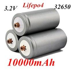 1-6 pièces 3.2V LiFePO4 batterie Rechargeable 10000mah 32650 lithium ion polymère pack de cellules pour 12V 24V 36V e-bike UPS puissance HID light