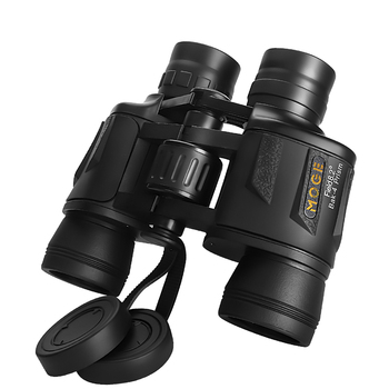 New 8X40 Professional Powerful Binoculars Long range Large Eyepiece Telescope HD  Concert Outdoor Camping Equipment 5