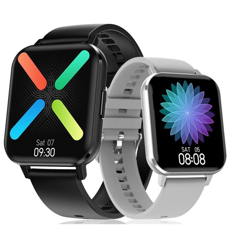 Смарт-часы DTX для мужчин и женщин, водонепроницаемые, экран 1,78 дюйма
