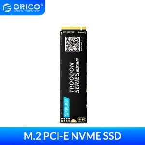 ORICO PCI-E X4 M.2 SSD M.2 NVME SSD 128GB 256GB 512GB 1TB M.2 2280 mm Internal Solid State Hard Drive For Desktop Laptop