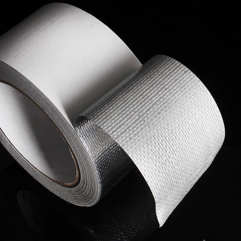 Aluminium Tapes Self Adhesive Foil For Car Automotive Exhaust Repair Panel Tools