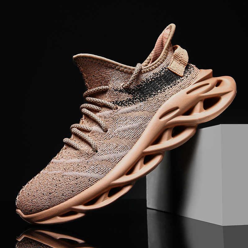 Мужские кроссовки; легкая светящаяся обувь с поворотной подошвой; Мужские дышащие повседневные кроссовки; прогулочная обувь; Мужская обувь; Zapatillas Deportivas Hombre