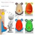 Bebe grenouille enfants pot toilette formation enfants urinoir pour garçons pipi formateur urinoir salle de bain # H055 #