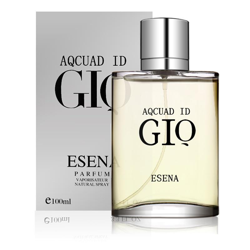 4 Types Men's 100ml Body Spray Glass Bottle Perfume Men Parfum Lasting Fragrances Original Liquid Antiperspirant