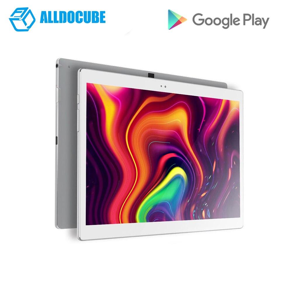 Alldocube X Tablets 10.5 Inch 2k 2560*1600 Super Amoled Screen 6.9 Ultra Slim Tablet Pc Android 8.1 4gb Ram 64gb Rom Fingerprint