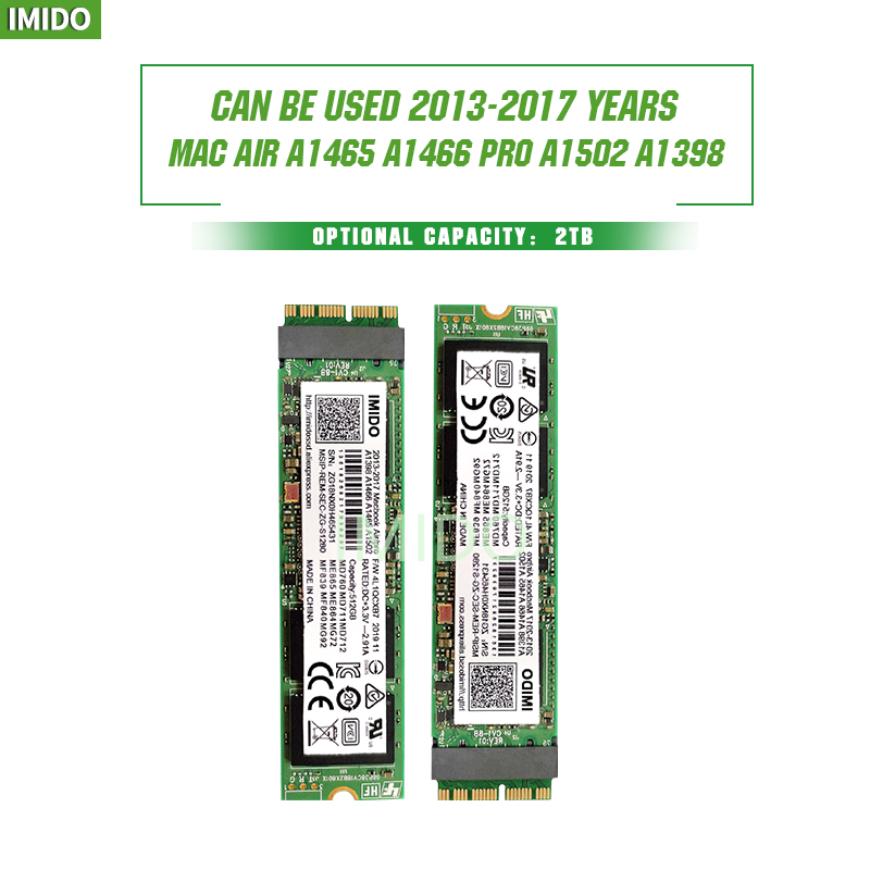 NEW 256GB 512GB 1TB <font><b>M.2</b></font> <font><b>SSD</b></font> <font><b>PCIe</b></font> for Mac <font><b>SSD</b></font> M2 NVMe <font><b>SSD</b></font> Hard Drive Gen3x4 3D NAND Flash <font><b>SSD</b></font> 1TB for MacBook Air/Macbook Pro image