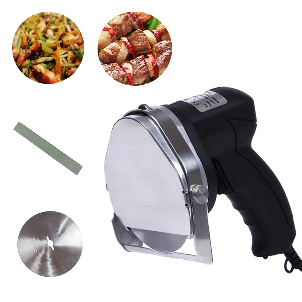 Intelligent And Durable Home Business  Cutter Carver Kitchen Meat Slicer Tool|  - title=