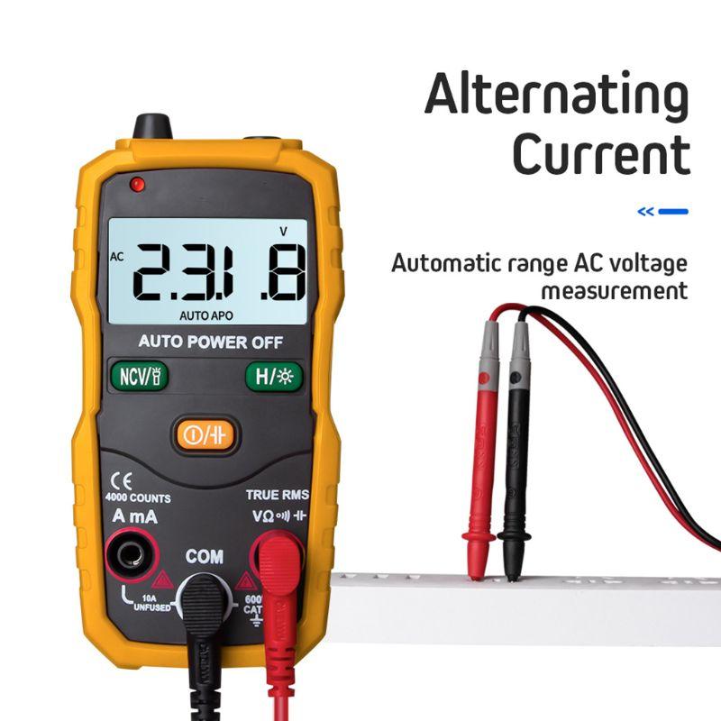 dc amperímetro voltímetro resistência transistor ohm tester medidor multifunções