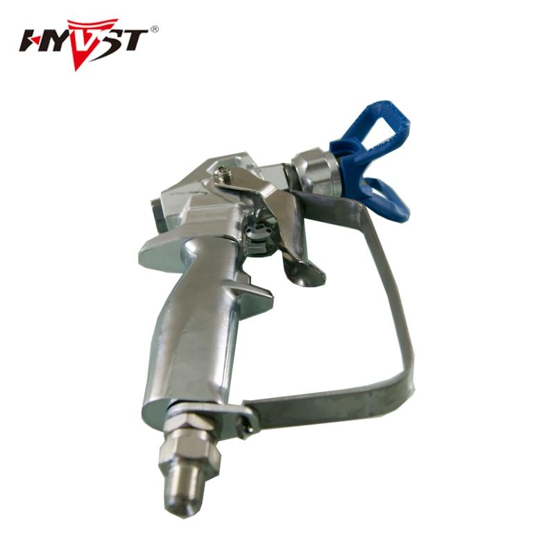Pistol pulverizator de vopsea fără aer HYVST Contractor pistol - Scule electrice - Fotografie 4