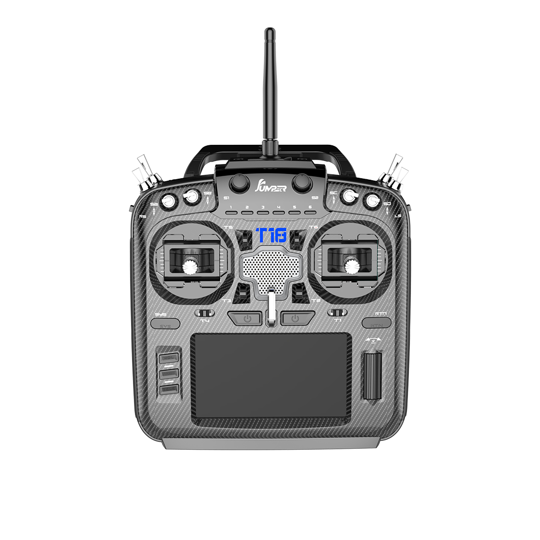 Pre-sale Jumper T18 Hall Gimbal Open Source Multi-protocol Radio Transmitter Upgrade JP4IN1 To JP5in1 Module 2.4G 915mhz VS T16