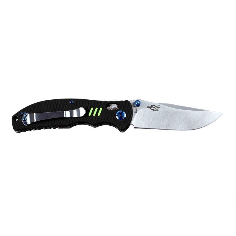 Tools : Firebird Ganzo F7501 440C G10 or Carbon Fiber Handle Folding knife Survival Camping tool Pocket Knife tactical edc outdoor tool