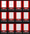 100 листов, бумажная наклейка для лазерного струйного принтера A4