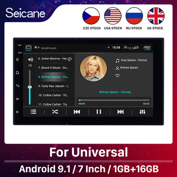 Seicane Universal Android 9.1 7