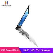 MAIBENBEN Laptop computer gamer full portable notebook pc gaming tablet E526 Ryzen5 2500U 4G RAM 128G SSD Win10