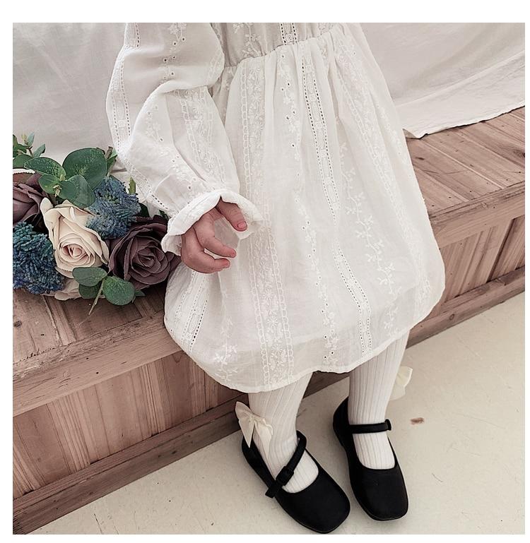 crianças designer vestidos de festa para o bebê meninas vestido branco