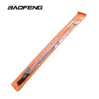 עבור baofeng Baofeng NA771 אנטנת הרווח NA771 מכשיר קשר אנטנת SMA-F 39cm UHF VHF איתותים רחבות מגבר עבור UV-5R BF-888S UV-82 (1)